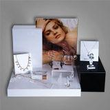 Оптовая продажа витрины Jewellery стойки индикации ювелирных изделий индикации ювелирных изделий высокого качества акриловая дешевая