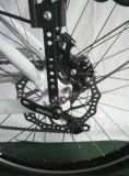 700cアルミ合金フレームを持つCross Electric Bicycle女性