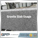 De natuurlijke Tegel van de Vloer van de Steen van het Graniet Marmeren Witte Verglaasde Opgepoetste van de Plak van het Bouwmateriaal van China