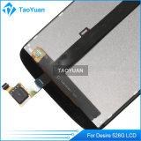 Самое лучшее цена для агрегата цифрователя экрана касания индикации желания 526g LCD HTC