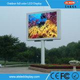 Pantalla al aire libre vendedora caliente de P6 LED con alta calidad