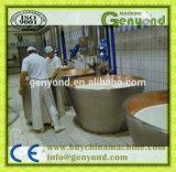 Maquinaria de procesamiento de queso de acero inoxidable