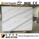 Volakasの白い大理石のタイルおよび平板