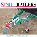 De Chinees Aangepaste Aanhangwagens van de Kampeerauto van de Reis