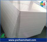 PVC покрывает белизну, белизну снежка, доит белый лист пены PVC