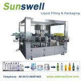 PVC収縮の袖、BOPPの熱い接着剤の溶解、ペーパー自己接着分類機械