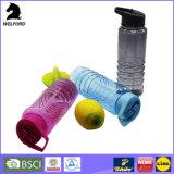 Bouteille d'eau en plastique sans bande de silicones