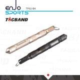 Пер W/Flint миниого Multi-Инструмента Tacband Tp02 тактическое и чернота хлопка керосина