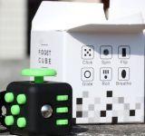 Fidget Cube Magic Cubes Stress Relief Escritorio Spin Juguetes Regalos para niños Focus Atención Creative Juguetes educativos