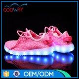 LEIDENE van de Jonge geitjes van de Douane van de fabriek de Tennisschoen van Online Yeezy van Hoofd schoenen van Jonge geitjes