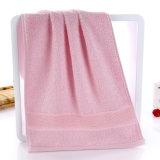昇進のホームまたはホテルの綿の表面/手/浴室タオル