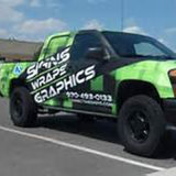 Best Print Vehicle Graphics Impression grand format Car Wrap