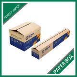 Kraft corrugou a caixa de embalagem para a venda (FP7026)