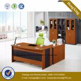 Pequeño escritorio del ordenador de oficina de personal del vector moderno de la oficina (HX-GD042F)