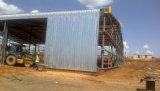 Портальное здание стальной структуры света рамки для церков