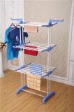 Kleedt de Blauwe Kleur van drie Laag Drogend Rek JP-Cr300W
