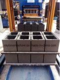 機械に自動具体的な煉瓦作成機械をするQt4-15bのタイプブロック