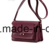 Мешок руки 2017 верхний продавая повелительниц отдыха типа кожаный Crossbody сумок PU цепной