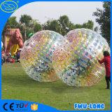 Bola inflable de Zorb de la fábrica de la gimnasia original de la escuela