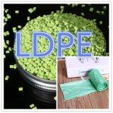 Material plástico del LDPE