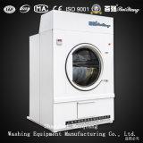 Máquina passando da lavanderia industrial de Flatwork Ironer do Dobro-Rolo do uso do hotel