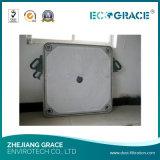 Panno industriale della filtropressa della miniera del tessuto del filtro dal tessuto filtrante (PE/PA/pp)