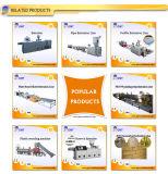 Profil en Plastique en Bois du Composé WPC de PVC de PE de Pp Faisant la Machine