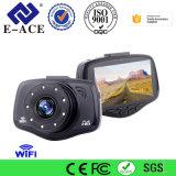 3.0 câmera do traço da polegada HD com gravador de vídeo