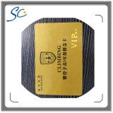 Cr80 passte gedruckte VIP-Belüftung-magnetischer Streifen-Karte an