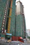 Altura máxima de 200m construcción mástil de elevación