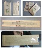 온라인으로 인쇄를 가진 기계를 만드는 음식 종이 봉지
