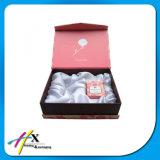 Elegante Reloj de Joyeria Cosmetica Decorativa de Papel de Regalo Caja de Embalaje de CD / VCD