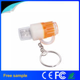 Fördernder Gift Plastic Beer Shape USB Flash Drive 2GB 4GB