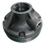 Отливка утюга для автозапчастей CNC подвергая механической обработке
