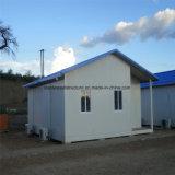 Панельный дом прямой связи с розничной торговлей фабрики модульный
