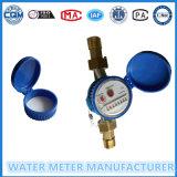 Un diámetro del contador 15m m de la agua fría del jet
