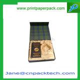 Коробка подарка изготовленный на заказ трофея брошюры ювелирных изделий медали благосклонности упаковывая