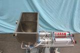 Semi-Автоматические мед Двойн-Сопла/затир и машина завалки жидкости с подогревателем