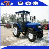 Trator de exploração agrícola 30HP de quatro rodas com roda da almofada