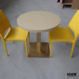 주문 순수한 까만 대중음식점 테이블 및 의자