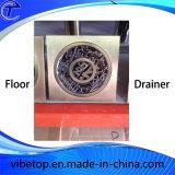 Het Afdruiprek van de Vloer van het Metaal van de Toebehoren van de badkamers (D-01)