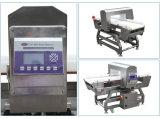 Nahrungsmittelsicherheit, die Systems-Förderband-Metalldetektoren überprüft