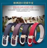 Cinghia cinese degli uomini del cuoio genuino degli accessori di modo della cinghia dello zodiaco di modo