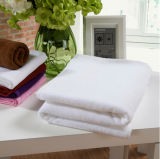 Хлопок 100% Терри Bath Towel в White Color (DPF2433)