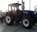 Foton Lovol 145HP 세륨 & ISO9001를 가진 큰 농장 트랙터