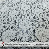 Ресница Flower Lace Fabric для Wedding Dress (M2162-MG)