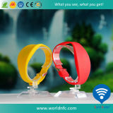 Fashion Design Silicon 13,56MHz Ultralight NFC Silicone Wristband