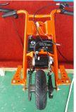 Drei Rad-elektrischer Roller für das Kind-Treiben