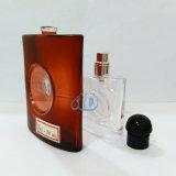 Frasco de vidro 100ml 25ml do pulverizador bonito do perfume Ad-P102