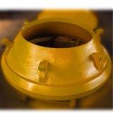 Kegel-Zerkleinerungsmaschine-Kaminsims und konkaves mit Qualitäts-und Fabrik-Preis